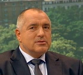 Бившият премиер, Бойко Борисов